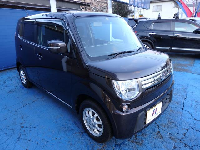 「スズキ」「MRワゴン」「コンパクトカー」「福島県」の中古車21