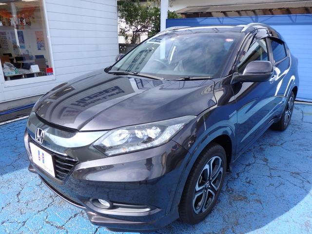 「ホンダ」「ヴェゼル」「SUV・クロカン」「福島県」の中古車25