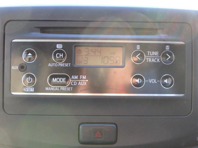 Xf SA 4WD ワンオーナー車 純正オーディオ 衝突軽減ブレーキ 社外14AW 横滑り防止(6枚目)