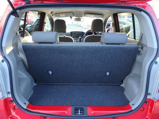 Xf SA 4WD ワンオーナー車 純正オーディオ 衝突軽減ブレーキ 社外14AW 横滑り防止(12枚目)