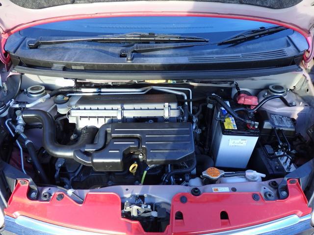 Xf SA 4WD ワンオーナー車 純正オーディオ 衝突軽減ブレーキ 社外14AW 横滑り防止(22枚目)