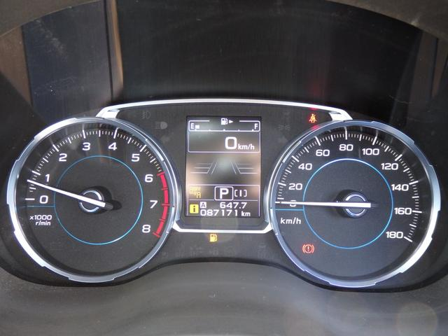 2.0XT アイサイト 4WD 純正メモリーナビ LED 衝突軽減ブレーキ レザーシート パドルシフト ETC(27枚目)