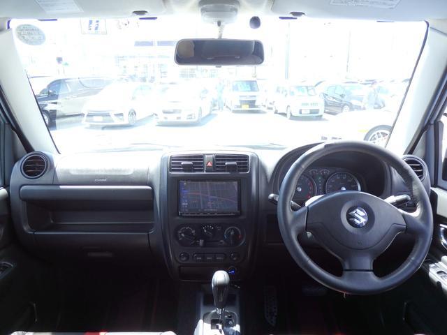 ワイルドウインド 4WD 社外メモリーナビ レザーシート 純正16AW ヒーテッドドアミラー ETC(3枚目)