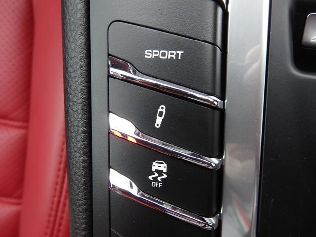 マカンGTS 4WD 純正HDDナビ HID 衝突軽減ブレーキ レザーシート 純正20AW サンルーフ パドルシフト ETC(34枚目)