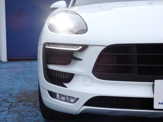 マカンGTS 4WD 純正HDDナビ HID 衝突軽減ブレーキ レザーシート 純正20AW サンルーフ パドルシフト ETC(40枚目)