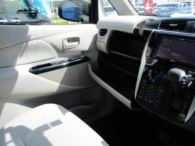 X 4WD 社外SDナビ プッシュスタート シートヒーター 社外15AW アイドリングストップ ETC(31枚目)