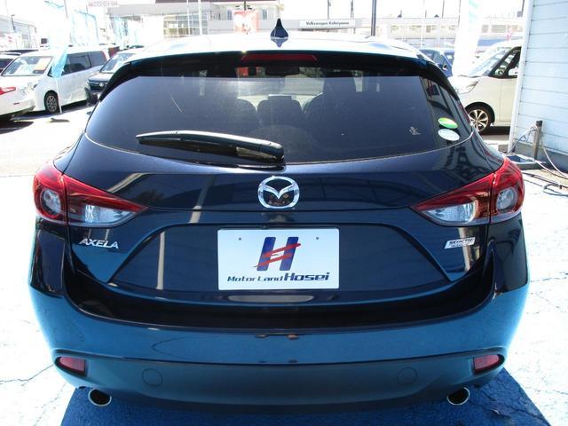 20Sツーリング Lパッケージ 純正SDナビ HID 衝突軽減ブレーキ レザーシート パドルシフト 純正18AW ETC(7枚目)