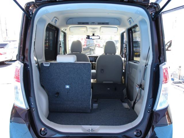 T セーフティパッケージ 4WD ワンオーナー車 社外SDナビ 衝突軽減ブレーキ 左側パワースライドドア シートヒーター ETC(16枚目)