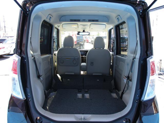 T セーフティパッケージ 4WD ワンオーナー車 社外SDナビ 衝突軽減ブレーキ 左側パワースライドドア シートヒーター ETC(17枚目)