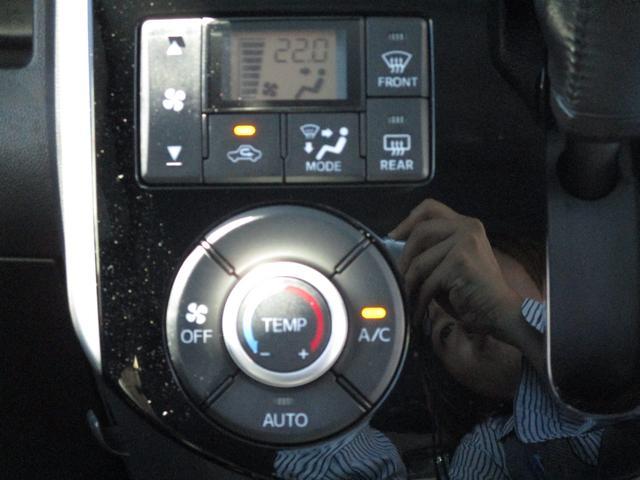 カスタムRS ワンオーナー車 社外SDナビ HID 両側パワースライドドア 純正15AW ETC(9枚目)