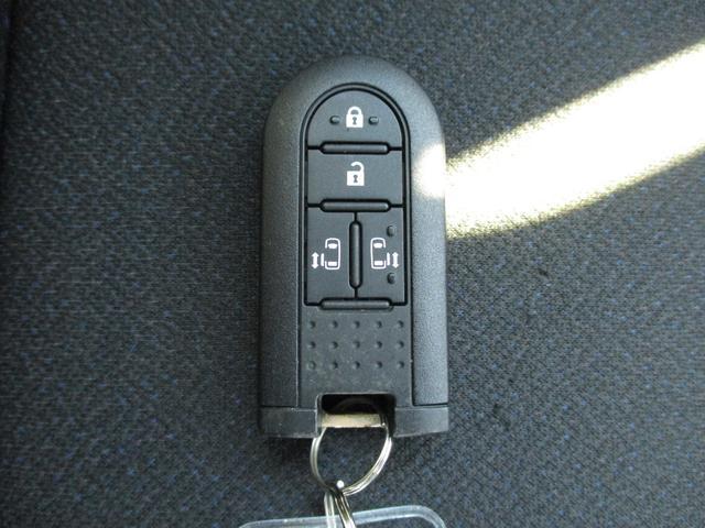 カスタムRS ワンオーナー車 社外SDナビ HID 両側パワースライドドア 純正15AW ETC(11枚目)