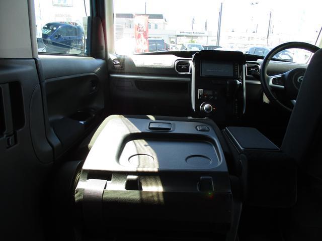 カスタムRS ワンオーナー車 社外SDナビ HID 両側パワースライドドア 純正15AW ETC(31枚目)