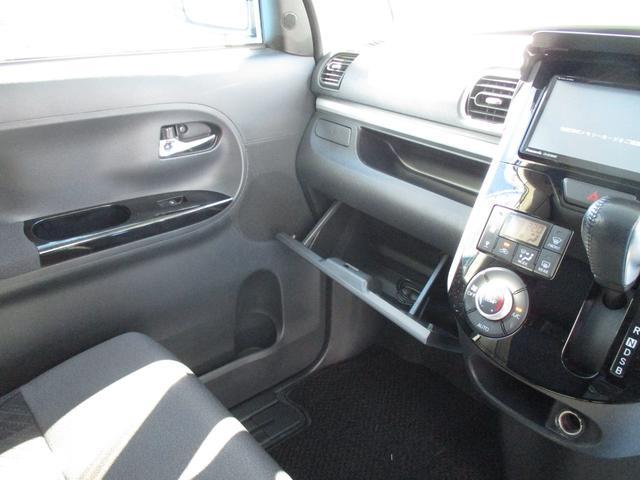 カスタムRS ワンオーナー車 社外SDナビ HID 両側パワースライドドア 純正15AW ETC(33枚目)