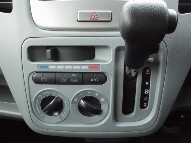 インパネオートマ車!簡単操作!エアコン操作パネル!簡単操作!