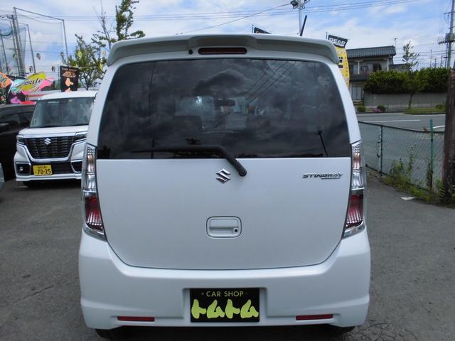 T4WDターボ社外ナビフルセグTV新品タイヤHIDキーフリー(8枚目)