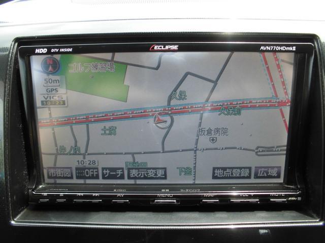 T4WDターボ社外ナビフルセグTV新品タイヤHIDキーフリー(14枚目)