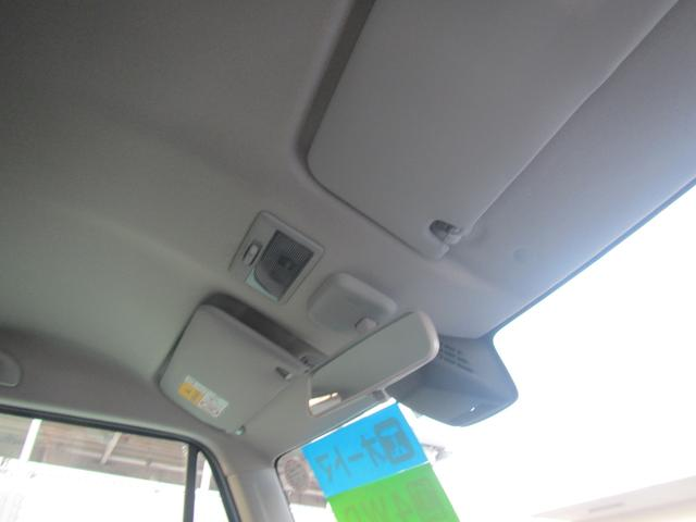 天井部です!広々車内!