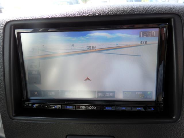 スズキ スペーシア G 4WD デュアルカメラブレーキサポート ナビ TV