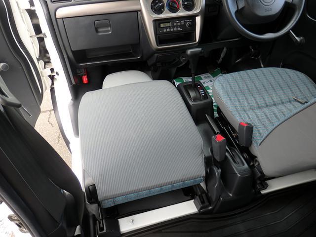 ホンダ アクティバン SDX 4WD 集中ドアロック エアコン・パワステ