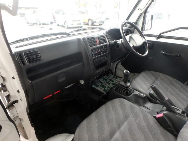 FC農繁仕様 4WD エアコン パワステ デフロック(10枚目)