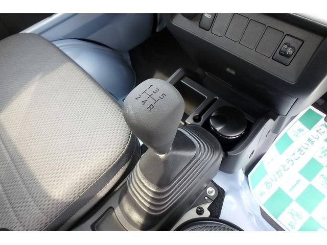 スタンダード 4WD エアコン・パワステ 届出済み未使用車(20枚目)