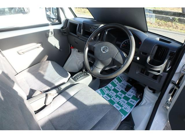 DX 4WD オートマ エアコン パワステ エアバッグ(9枚目)