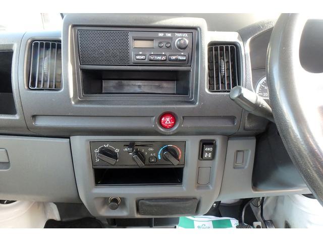 DX 4WD オートマ エアコン パワステ エアバッグ(14枚目)