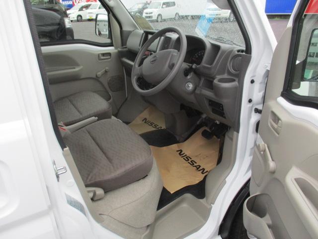 日産 NV100クリッパーバン DX HR  4WD