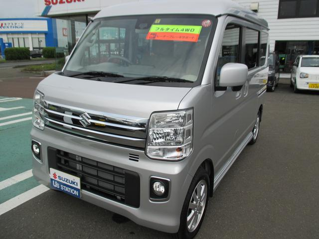 SUZUKI EVERY WAGON PZ TURBO | 2019 | SILVER M | 1,176 km