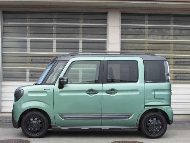 「マツダ」「フレアワゴンタフスタイル」「コンパクトカー」「山形県」の中古車5