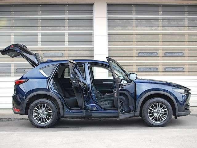 XD プロアクティブ AWD AT誤発進抑制制御(前後進)/マツダ・レーダー・クルーズコントロール(MRCC)/車線逸脱警報システム/ブラインド・スポット・モニタリング/アドバンストSCBS/SCBS R/(5枚目)
