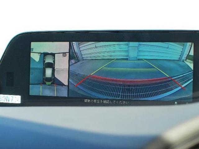 Xプロアクティブ ツーリングセレクション AWD 誤発進抑制制御/衝突被害軽減装置/車線逸脱警報システム/マツダ・レーダー・クルーズ・コントロール/レーン・キープ・アシスト・システム/ブラインド・スポット・モニタリング(9枚目)