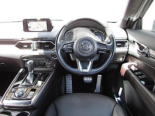 XD Lパッケージ AWD アドバンスド・スマート・シティ・ブレーキ・サポート マツダ・レーダー・クルーズ・コントロール 車速逸脱警報システム 360°ビュー・モニター AT誤発進抑制制御(前後進)(7枚目)
