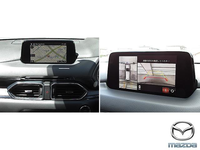 XD Lパッケージ AWD アドバンスド・スマート・シティ・ブレーキ・サポート マツダ・レーダー・クルーズ・コントロール 車速逸脱警報システム 360°ビュー・モニター AT誤発進抑制制御(前後進)(8枚目)
