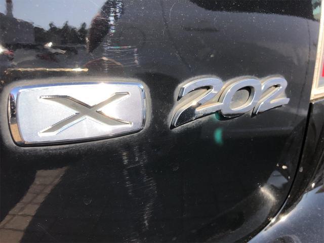 X 202 HDDナビ ワンセグ HIDヘッドライト フルエアロ 後席モニター(36枚目)