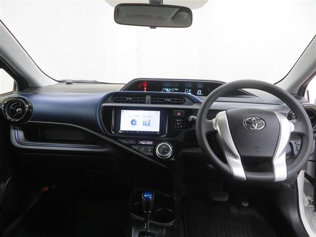 S トヨタ認定中古車 メモリーナビ オートエアコン ETC パンク修理キット(7枚目)