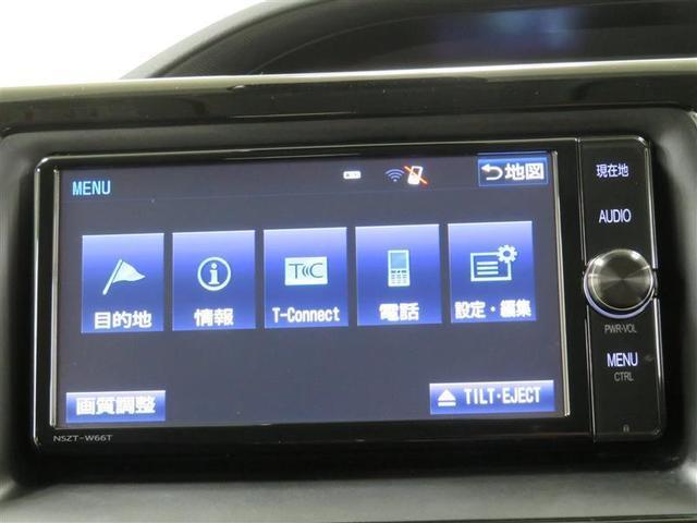 X トヨタ認定中古車 純正ナビ バックモニター クルーズコントロール 片側電動スライドドア トヨタセーフティセンス ETC(6枚目)