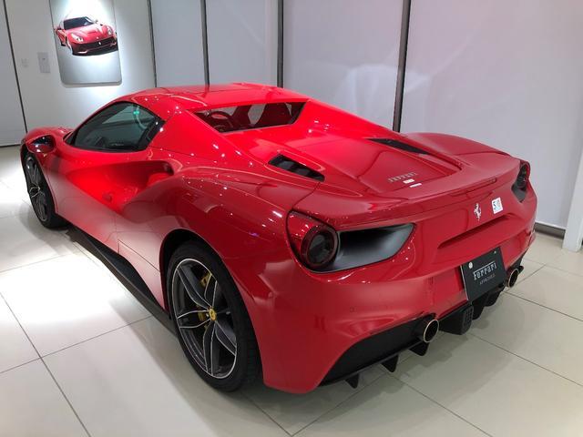 「フェラーリ」「488スパイダー」「オープンカー」「宮城県」の中古車4