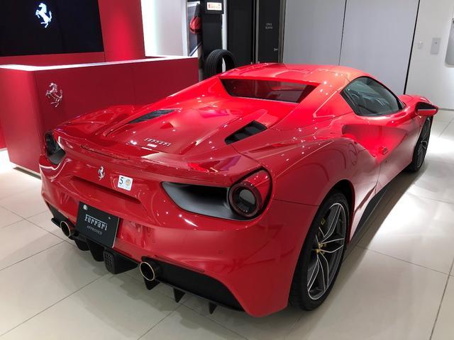 「フェラーリ」「488スパイダー」「オープンカー」「宮城県」の中古車5
