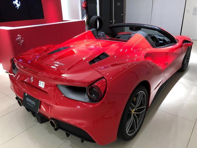 「フェラーリ」「488スパイダー」「オープンカー」「宮城県」の中古車13