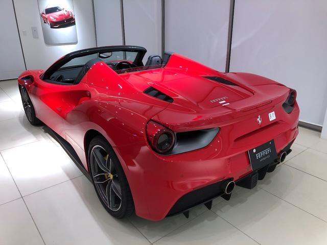 「フェラーリ」「488スパイダー」「オープンカー」「宮城県」の中古車14