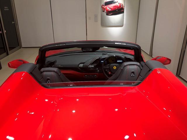 「フェラーリ」「488スパイダー」「オープンカー」「宮城県」の中古車17