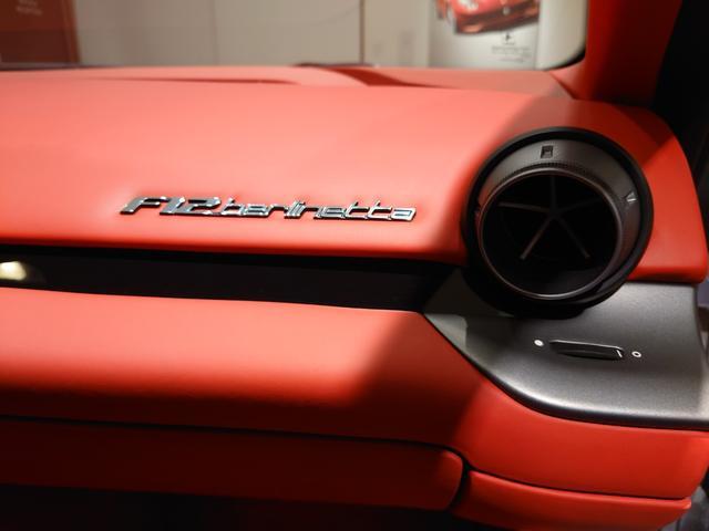 フェラーリ F12ベルリネッタ