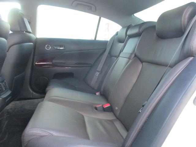 レクサス GS GS350 HDDナビTV 革PWシートヒーター 1オーナー
