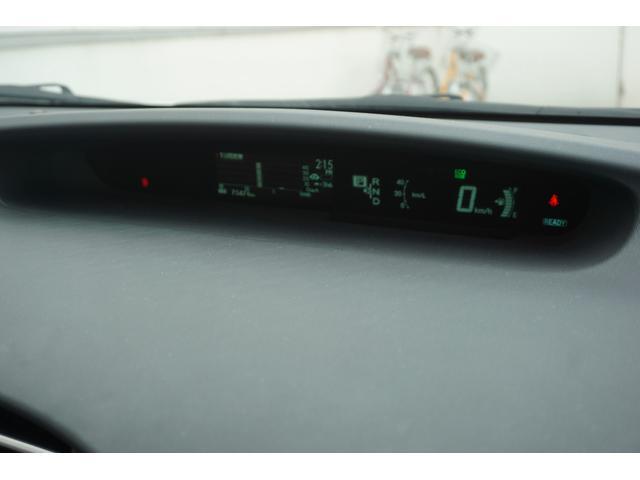 トヨタ プリウス Sツーリングセレクション SDナビTVBカメラ LEDライト