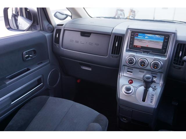 シャモニー 4WD HDDナビTV 両側PWスライドドア(18枚目)