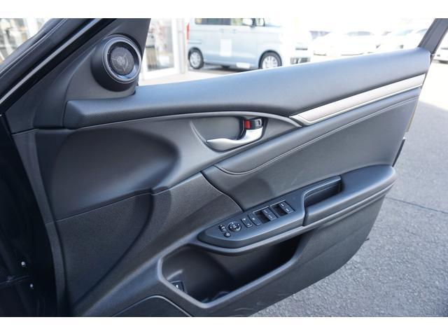 セダン ホンダセンシング 禁煙1オーナー ナビTVBカメラ 黒革シート OPメッキガーニッシュ スマートキー LEDオートライト パワーシート アダプティブクルーズ ドラレコ Bluetooth エンスタ オートハイビーム(27枚目)