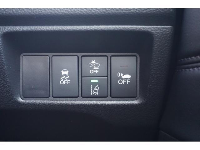 ハイブリッドX ホンダセンシング レーンキープ レーダークルーズ ナビTVBカメラ サイドカメラ Bluetooth LEDオートライト スマートキー  ハーフレザーシート ETC オートリトラミラー(19枚目)