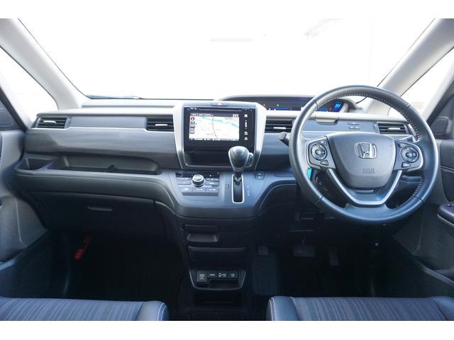 G・ホンダセンシング Sパッケージ ナビTVBカメラ LEDオートライト 両側PWスライドドア レーンキープ アダプティブクルーズ 禁煙車 ETC Bluetooth スマートキー 盗難防止装置 純正15AW(17枚目)