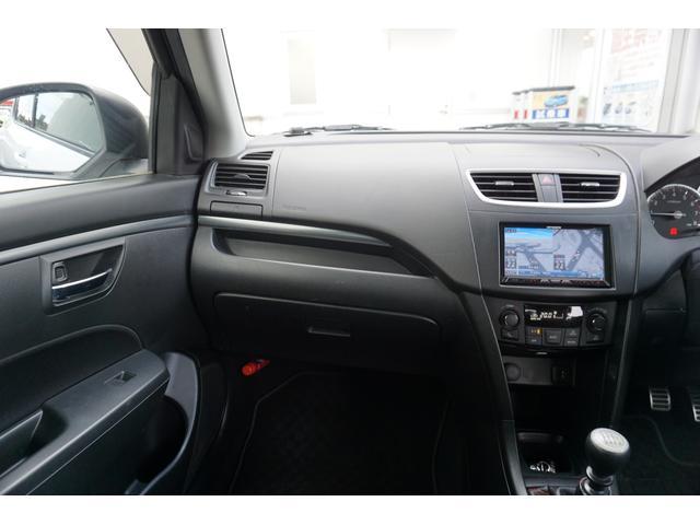 ベースグレード 6速マニュアル ナビTV クルコン 禁煙車 Bluetooth HIDオートライト USB ETC スマートキー  盗難防止装置 横滑り防止装置(12枚目)